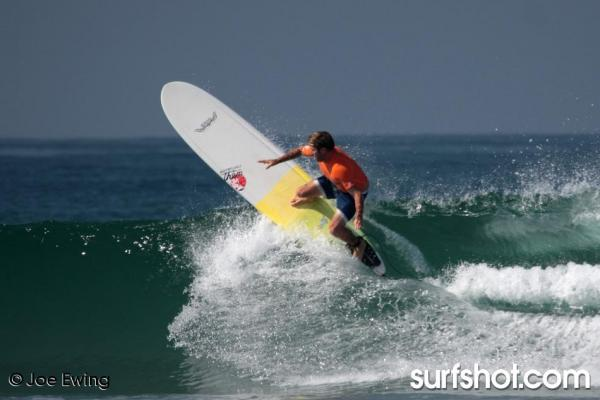 Oceanside Longboard Surfing Club Contest 