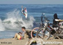 Gabriel Medina and others at Lower Trestles Saturday Sept. 1st