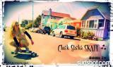 Chick Sticks – The Shapers of Girl Power.  The Successful Girls Surf and Skate Brand Powered by Lola Blake  www.chicksticksbylola.com