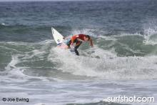 WSA Contest at Oceanside Harbor Jetty