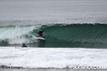 Ponto surf session by surf photographer Joe Ewing