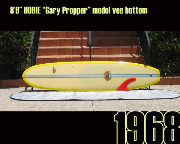 Vintage Hobie Surfboard Surf Board Surfshot