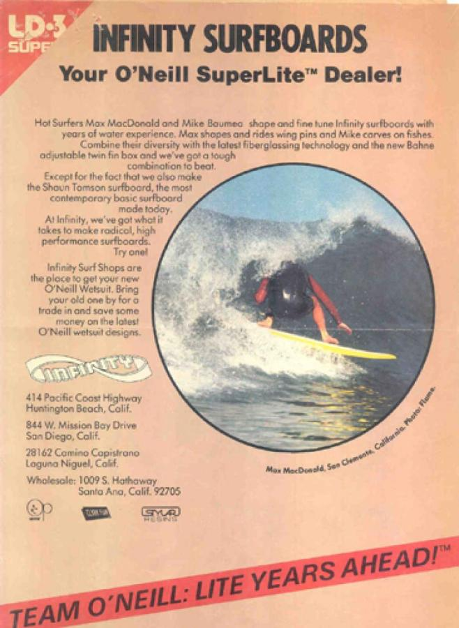 a study on advertisement of surf