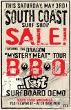 South Coast Windansea Shop Sale - Dragon BBQ & LOST Demo
